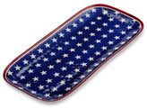 Sur La Table Stars and Stripes Melamine Platter