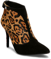 Polo Ralph Lauren Tonia Leopard Haircalf Bootie