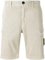 Stone Island cargo shorts - men - Cotton/Spandex/Elastane - 33
