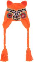 Gucci Dajav Patches Angora Hat
