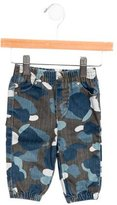 Stella McCartney Boys' Camouflage Jogger Pants