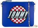 Tommy Hilfiger printed logo pouch