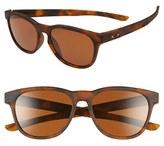 Oakley Men's 'Stringer' 55Mm Sunglasses - Brown