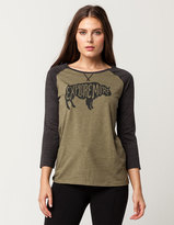 The North Face Explore More Womens Raglan Tee