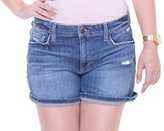 Joe's Jeans Women's Rolled Denim Short