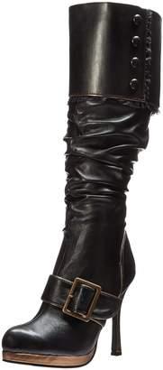 Ellie Shoes Women's 426-Grace Engineer Boot