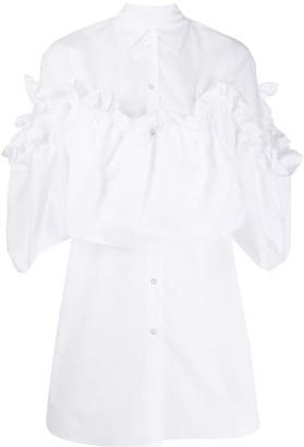 MM6 MAISON MARGIELA short shirt dress