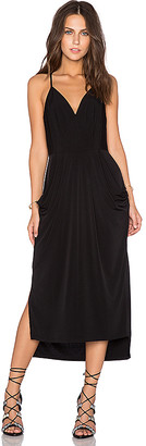 BCBGeneration Crossover Midi Dress