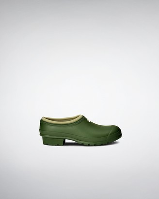 Hunter Men's Gardener Clogs