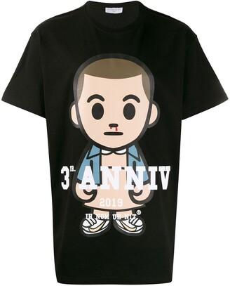 Ih Nom Uh Nit oversized printed T-shirt