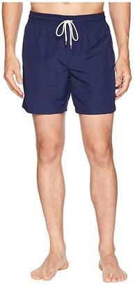 Polo Ralph Lauren Traveler Swim Shorts (Newport Navy) Men's Swimwear