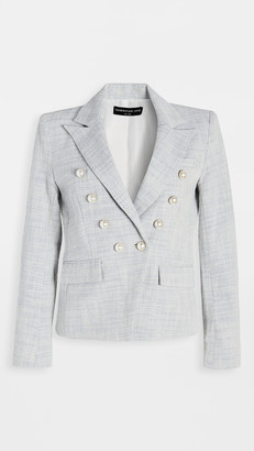 Generation Love Abby Tweed Blazer
