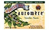 Auromere Vanilla Neem Bar Soap 2.75 Oz