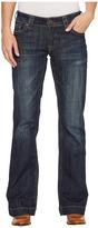 Stetson Open Pocket w/ Stitched Circle Women's Jeans