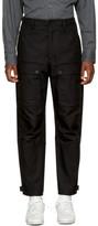 Acne Studios Black Abbi Trousers