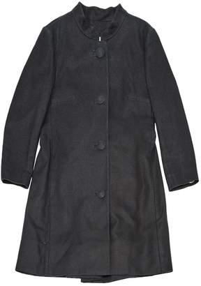 Chloé Anthracite Silk Coats