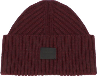 AllSaints Travelling Ribbed Beanie