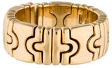 Bvlgari 18K Parentesi Ring