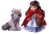 Barbie Kelly Little Red Riding Hood and Wolf
