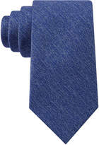 Van Heusen Chrome Suiting Solid Tie - Slim