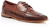 H By Hudson Anfa Woven Oxfords