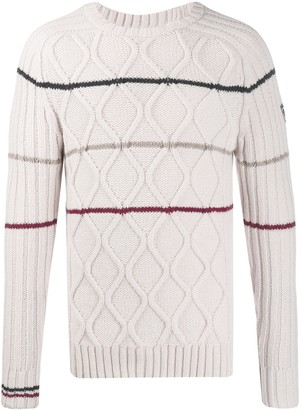Rossignol Cable Knit Jumper