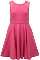 Bonnie Jean Girls 7-16 Scuba Skater Dress