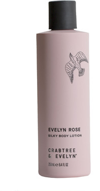 Crabtree & Evelyn Evelyn Rose Silky Body Lotion 250ml