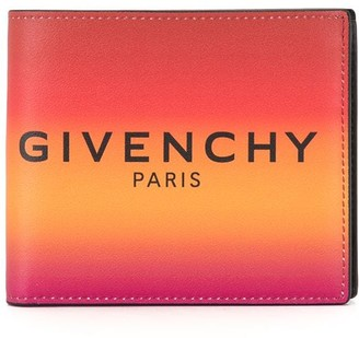Givenchy Ombre Finish Bi-Fold Wallet
