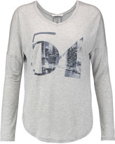 Halston Printed Modal T-shirt