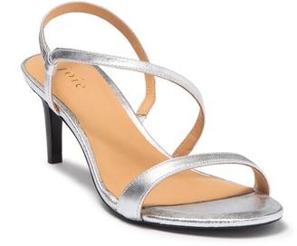 Joie Madi Metallic Leather Sandal
