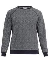 Saturdays NYC Kasu crew-neck jersey sweatshirt