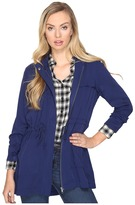 BB Dakota Cayenne Anorak Jacket