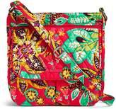 Vera Bradley Double Zip Mailbag