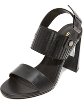 United Nude Zink Slingback High Sandals