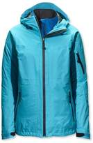 L.L. Bean Women's Weather Challenger 3-in-1 Jacket
