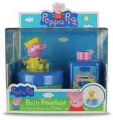 Peppa Pig Fountain with Bath and Shower Gel 150 ml