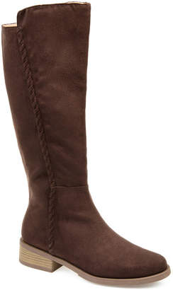 Journee Collection Women Comfort Blakely Wide Calf Boot Women Shoes
