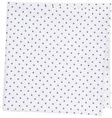 Ted Baker Polka Dot Cotton Pocket Square