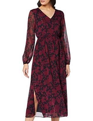 Comma Women's 8T.9.82.6364 Dress,(Herstellergröße: 42)