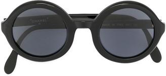Chanel Pre Owned Sunglasses Eyewear