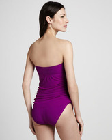 Spanx Sultry Sweetheart Bandeau One-Piece, Passion Fruit