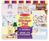 Melissa & Doug Sticker Pad Play House