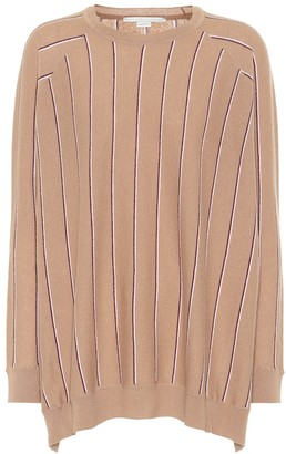 Stella McCartney Cutout wool sweater