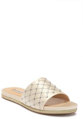 Badgley Mischka Shayna Slide Sandal