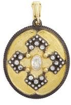 Armenta Women's Old World Diamond Pendant