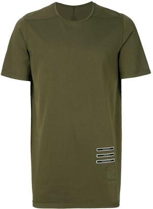 Rick Owens patch detail T-shirt