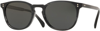 Oliver Peoples Men's Finley Esq. Universal-Fit Polarized Sunglasses