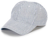 Daniel Cremieux Striped Baseball Cap