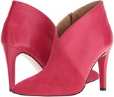 Matteo Massimo Leather Suede Bootie